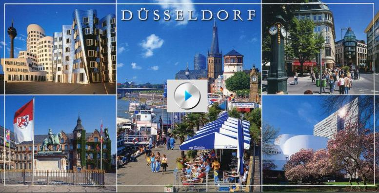 Welcome to Dusseldorf