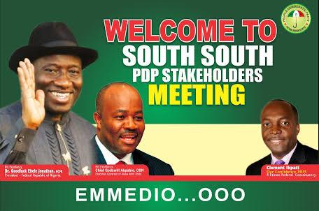South South Stakeholders Meeting